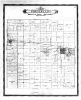 Birdisland Township, Olivia, Renville County 1888